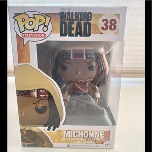 Funko POP The Walking Dead #38 Michonne